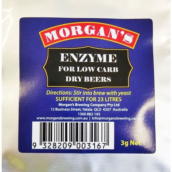 Morgans Dry Enzyme - Three Chins Brewing