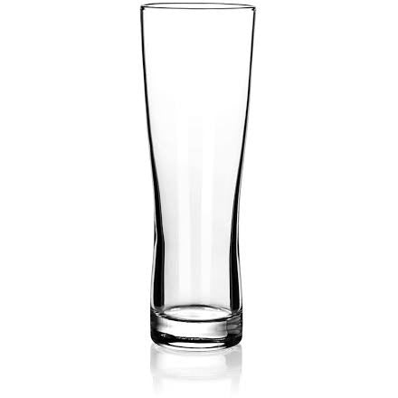 Sahm Toronto 500ml wheat beer glass - Three Chins Brewing