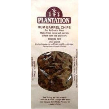 Spirits Unlimited Plantation Rum Chips - Three Chins Brewing
