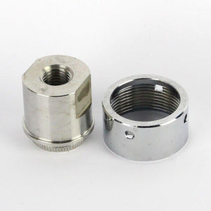 Stainless MFL Tap Shank Adaptor - Three Chins Brewing