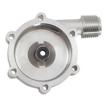 "Load image into Gallery viewer, Stainless Pump Head for MKII High Temperature Magnetic Drive Pump with 1/2"" BSP - Three Chins Brewing"