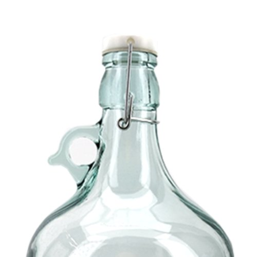 Swing Top for 5L Demijohn | Lid | Cap | Grolsch Bottle Style - Three Chins Brewing