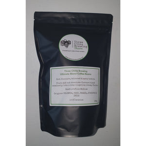 Three Chins Brewing Ultimate Blend Coffee Beans - Three Chins Brewing