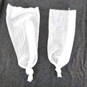 Tie The Knot Hop Socks / Small Grain Bag - BIAB - Three Chins Brewing