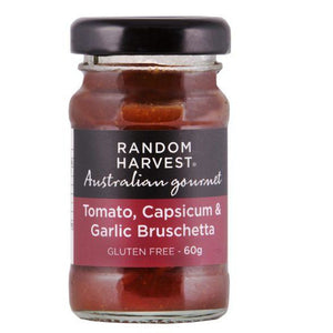 Tomato, Capsicum & Garlic Bruschetta 60g - Three Chins Brewing