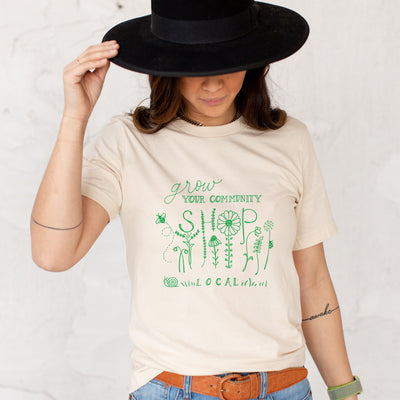 Grow Your Community T-Shirt