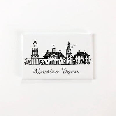 Alexandria Virginia magnet