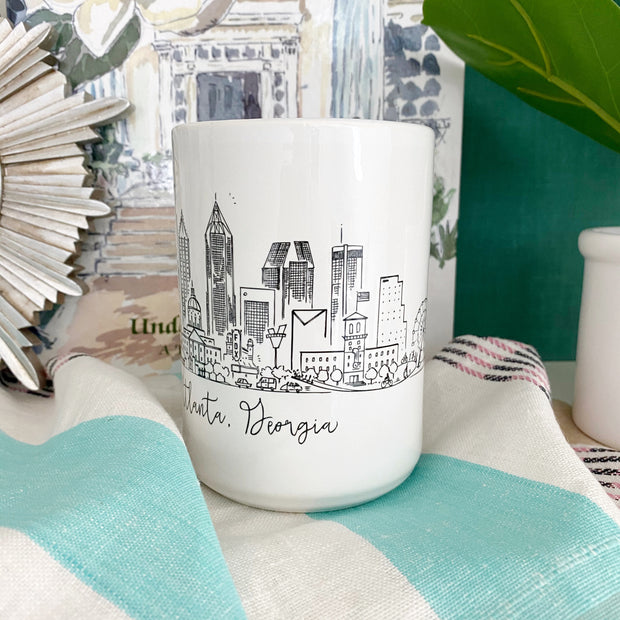 Atlanta Empire City Mug