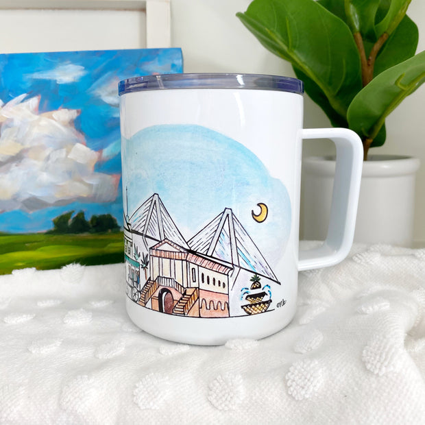 Charleston Travel Mug