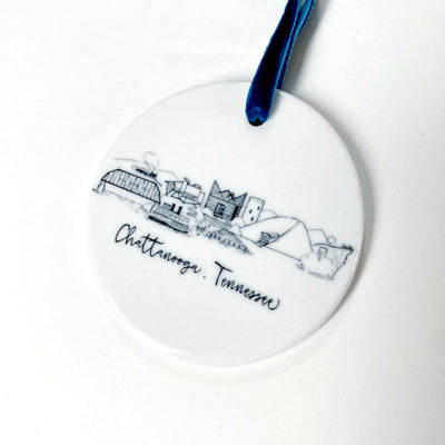 Chattanooga, Tennessee Ornament