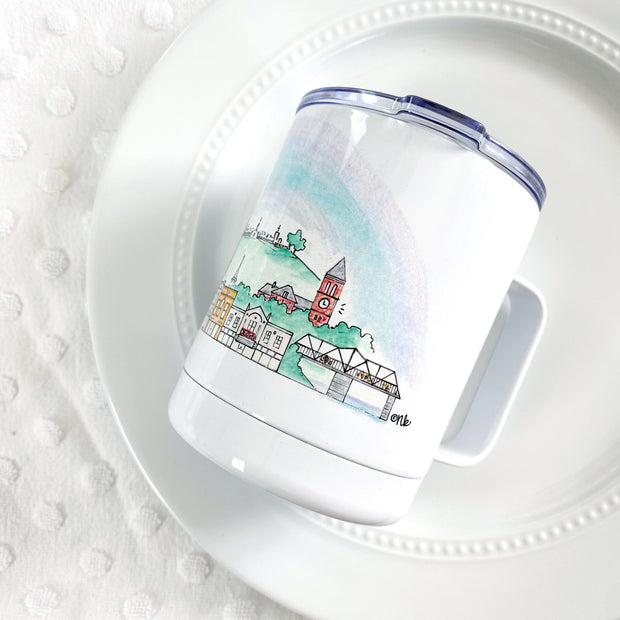 Rome, Georgia Travel Mug