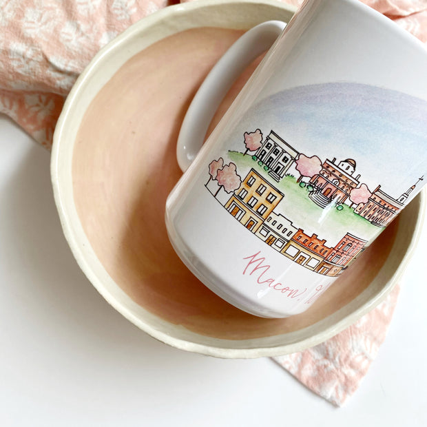 Macon, Georgia Mugs