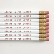Athens is for Lovers Pencils