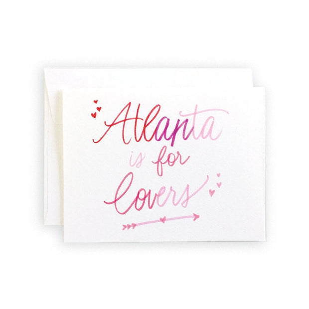 Atlanta is for Lovers