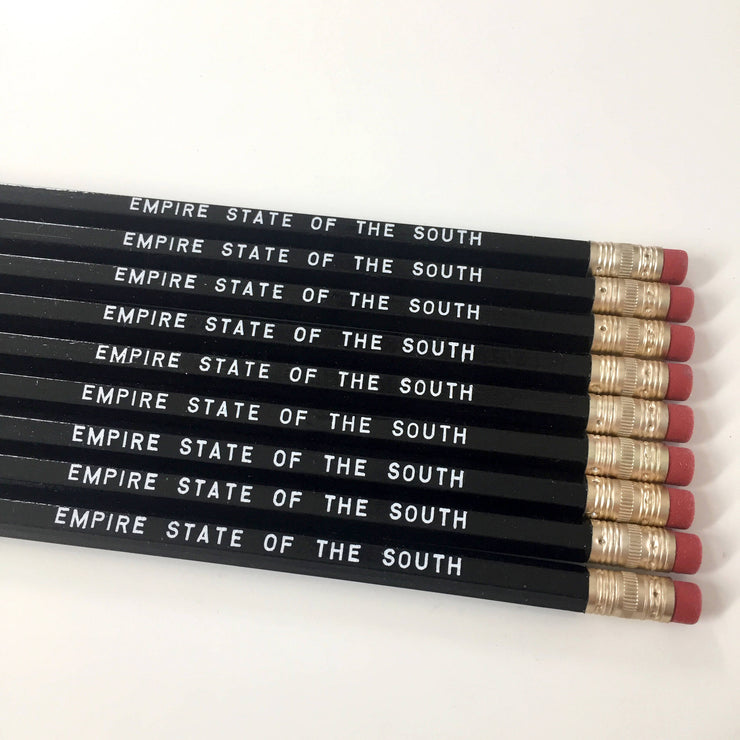 Atlanta Empire State of the South Pencils