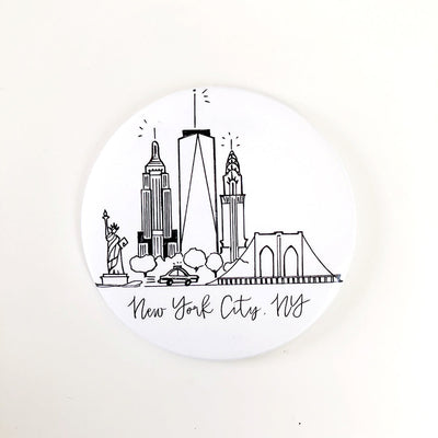 New York, New York Magnet