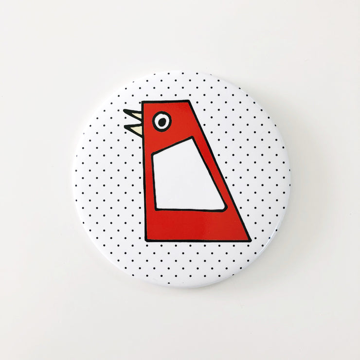 Marietta Big Chicken Magnet