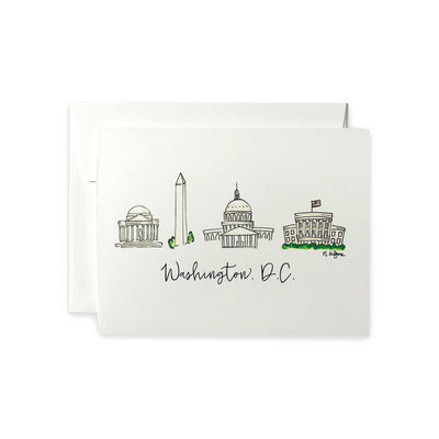 Washington, D.C. Greeting Card or Notecard Set