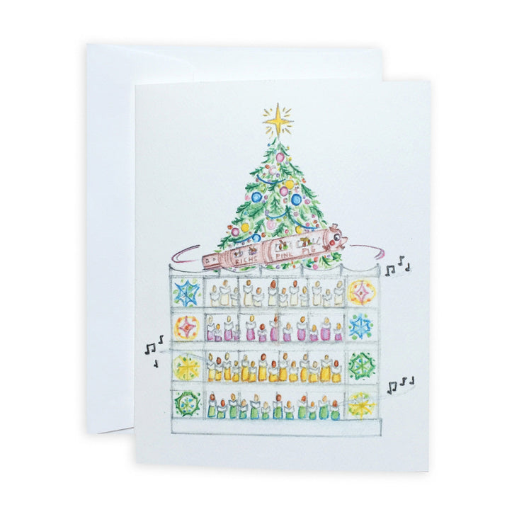 Atlanta Rich's Great Tree Greeting Card or Notecard Set