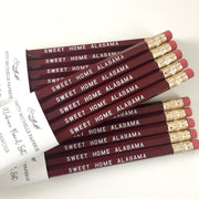 Sweet Home Alabama Pencils