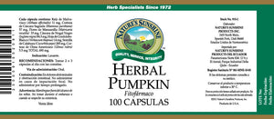 Suplemento Herbal Pumpkin