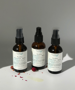 Nourishing Facial Oil with Rosehip and Vitamins C & E