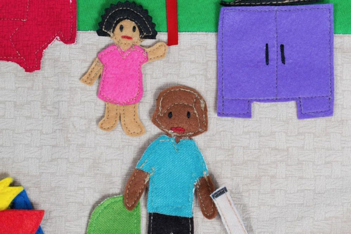 Family Storyboard - ECO TOY