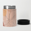 Pink Abstract Desert Can Cooler