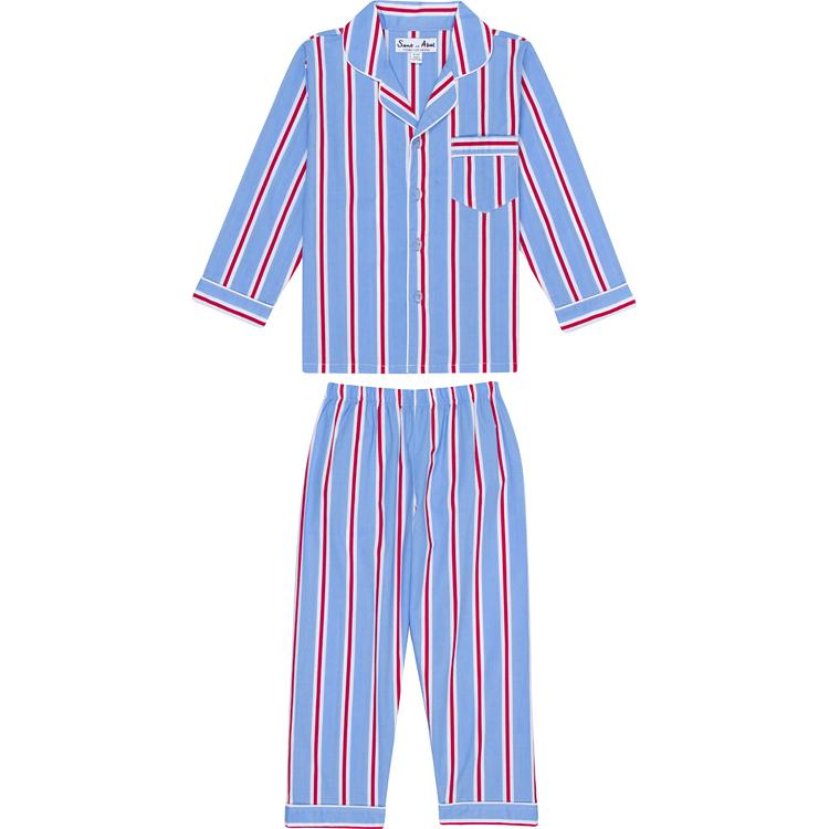Kids Goop George Classic Shirt + Pant Set