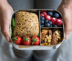Why use Stainless Steel for packing lunches?