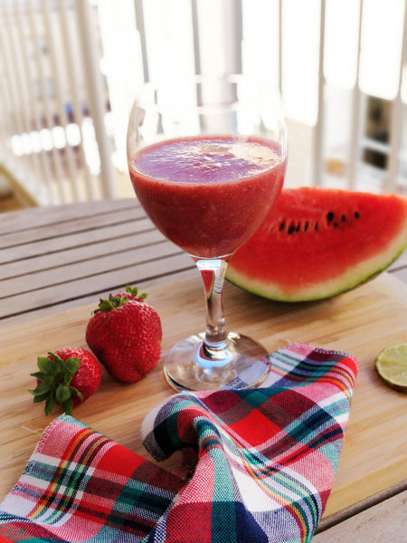 Easy Watermelon Smoothie