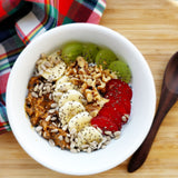 oats with fruit