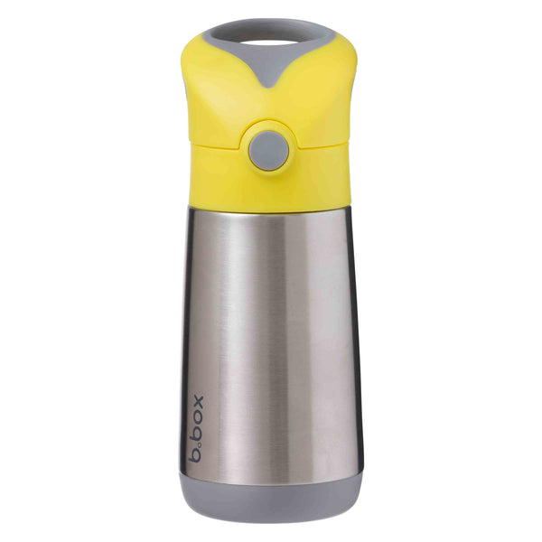 b.box Insulated Bottle - 350ml – Lemon Sherbet