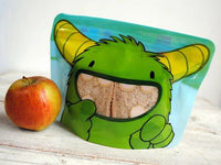 Snack Bag vanillamummy.com