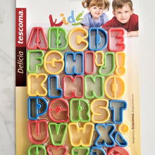 Load image into Gallery viewer, Tescoma Cutters Alphabet 34PCS Kids - Delicia