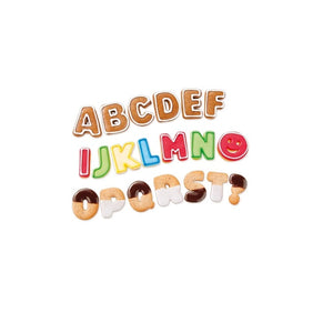 Tescoma Cutters Alphabet 34PCS Kids - Delicia