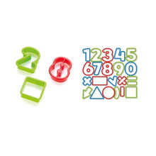 Load image into Gallery viewer, Tescoma Cutters Numbers Kids. 21 PCS - Delicia