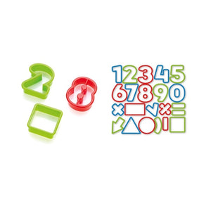 Tescoma Cutters Numbers Kids. 21 PCS - Delicia