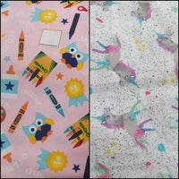 Beeswax Wraps Kids Design