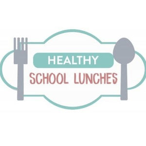 Healthy School Lunches Recipes E-Book NEW