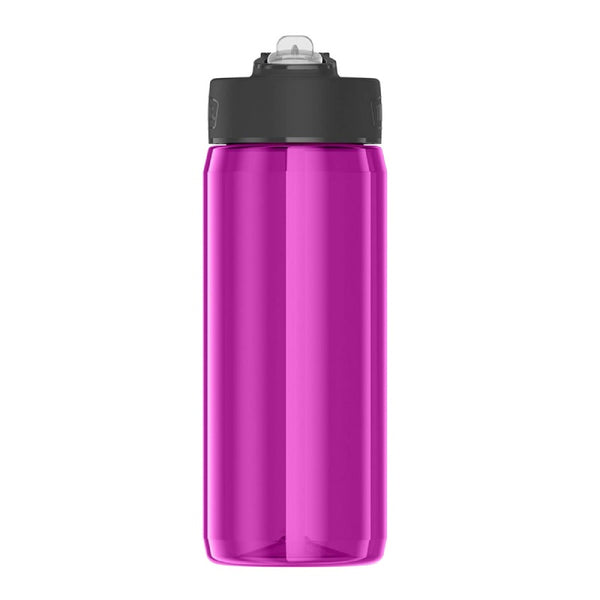 Thermos Tritan Bottle W Straw Aubergine 0.530L