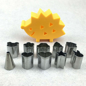 Small shaped cutters