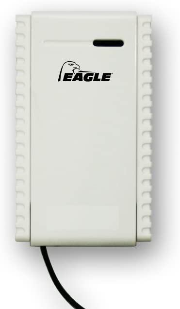 Eagle EG650 Chrome Series Rolling Code 30 Remotes Max Universal Receiver