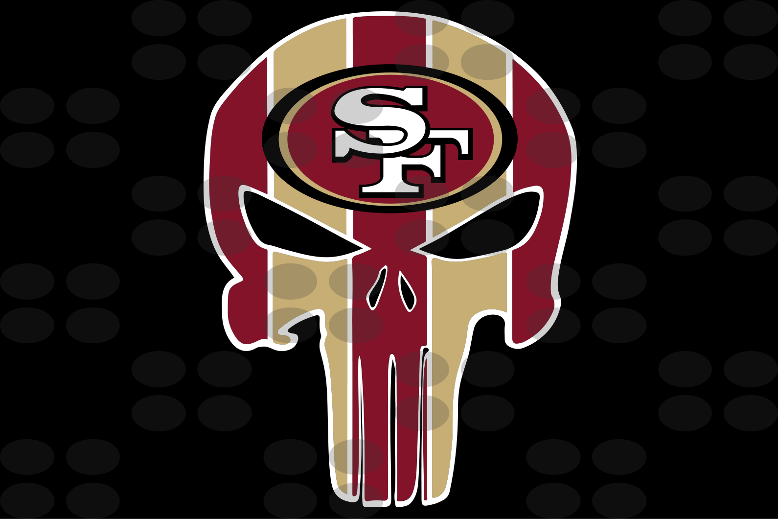 San Francisco 49ers Svg Files For Silhouette Files For Cricut Svg D Designsvg