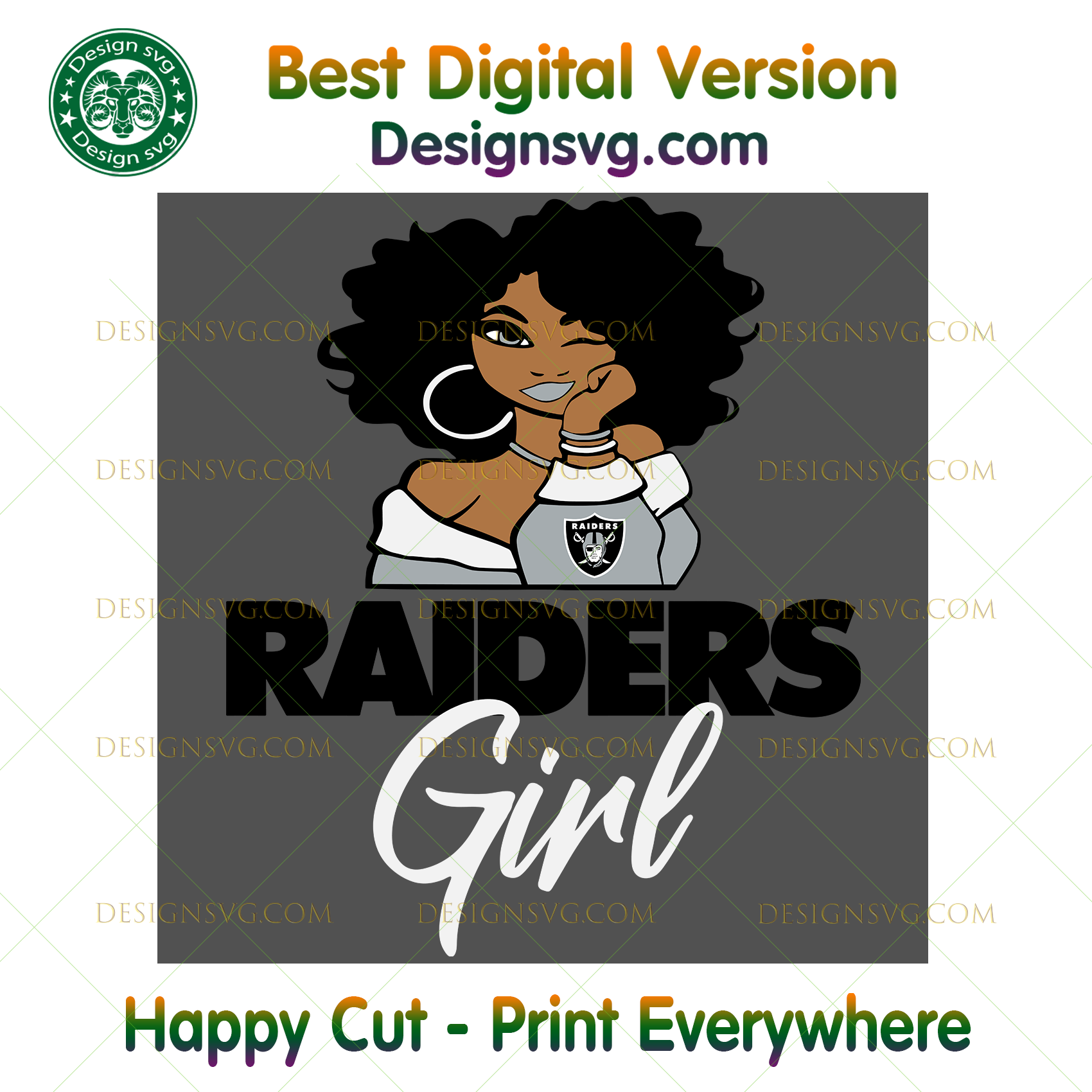 Raiders Girl Svg Svg Raiders Logo Svg Nfl Girls Svg Football Svg Nfl Designsvg