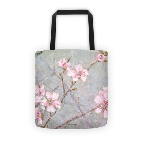 Almond blossom by Bambica Fine Art