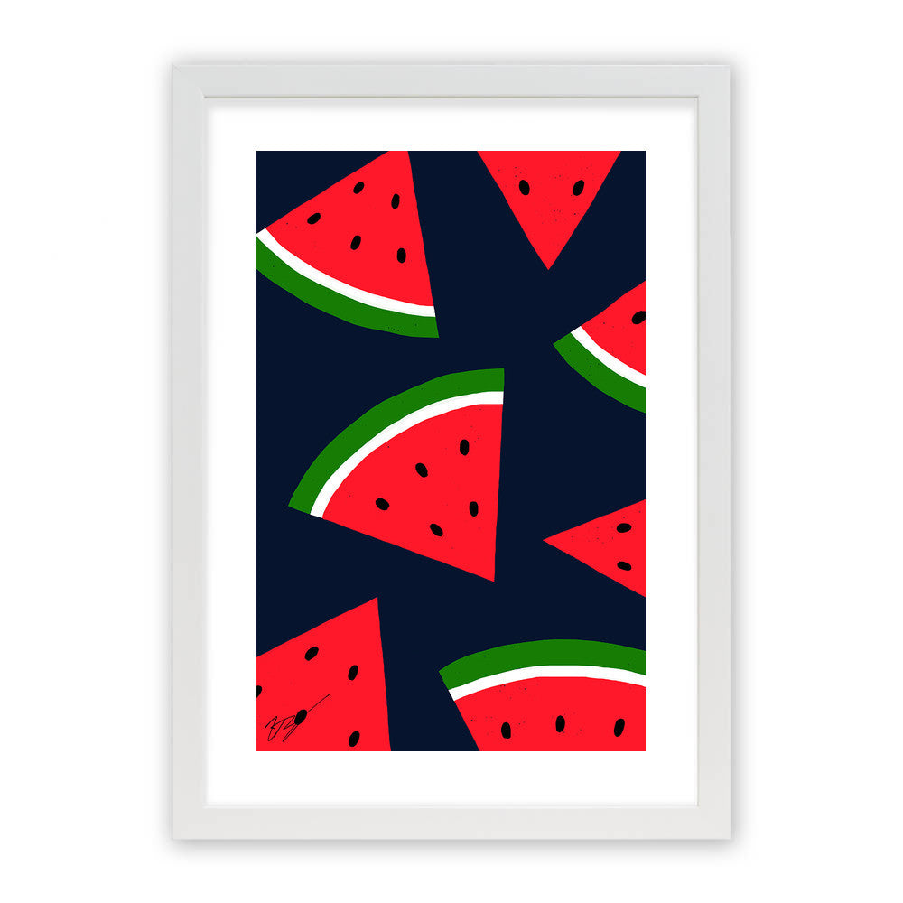 Watermelons by Magic Pineapple Art  - Magic Pineapple Art, Visualtroop - 2