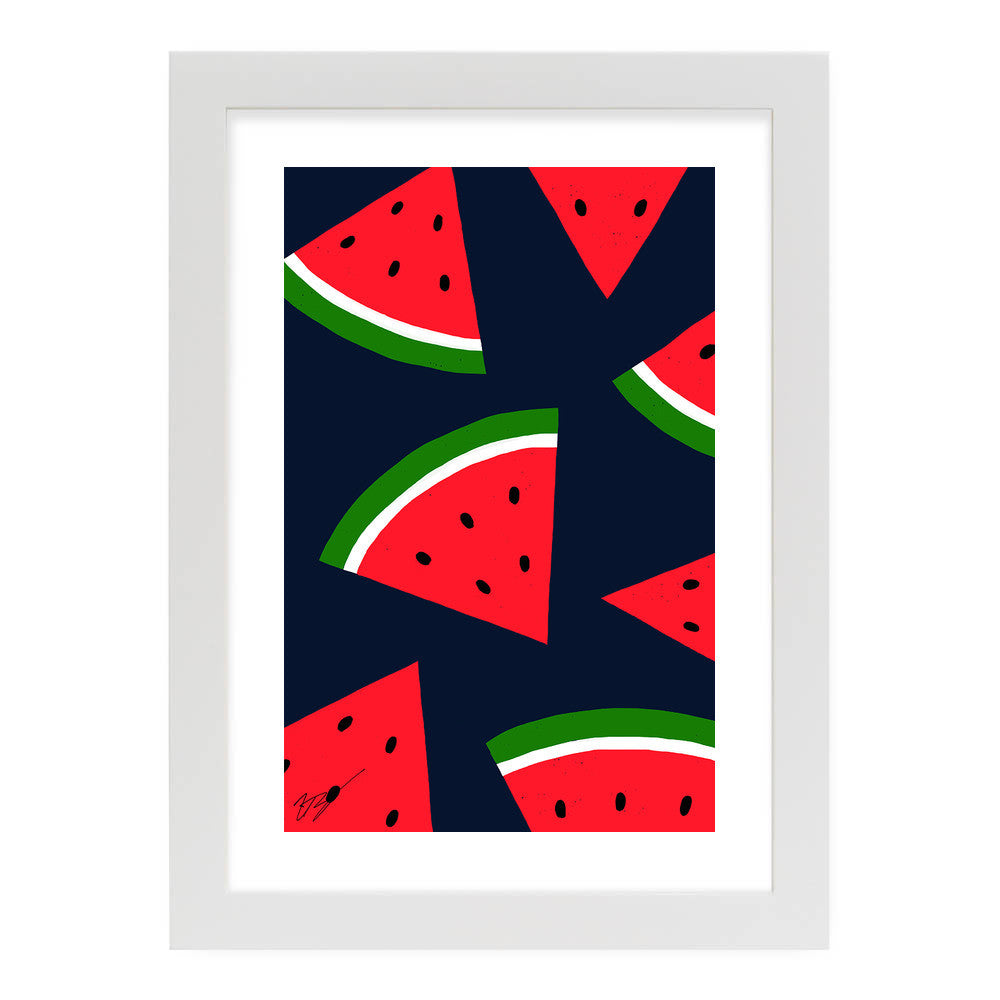 Watermelons by Magic Pineapple Art  - Magic Pineapple Art, Visualtroop - 6