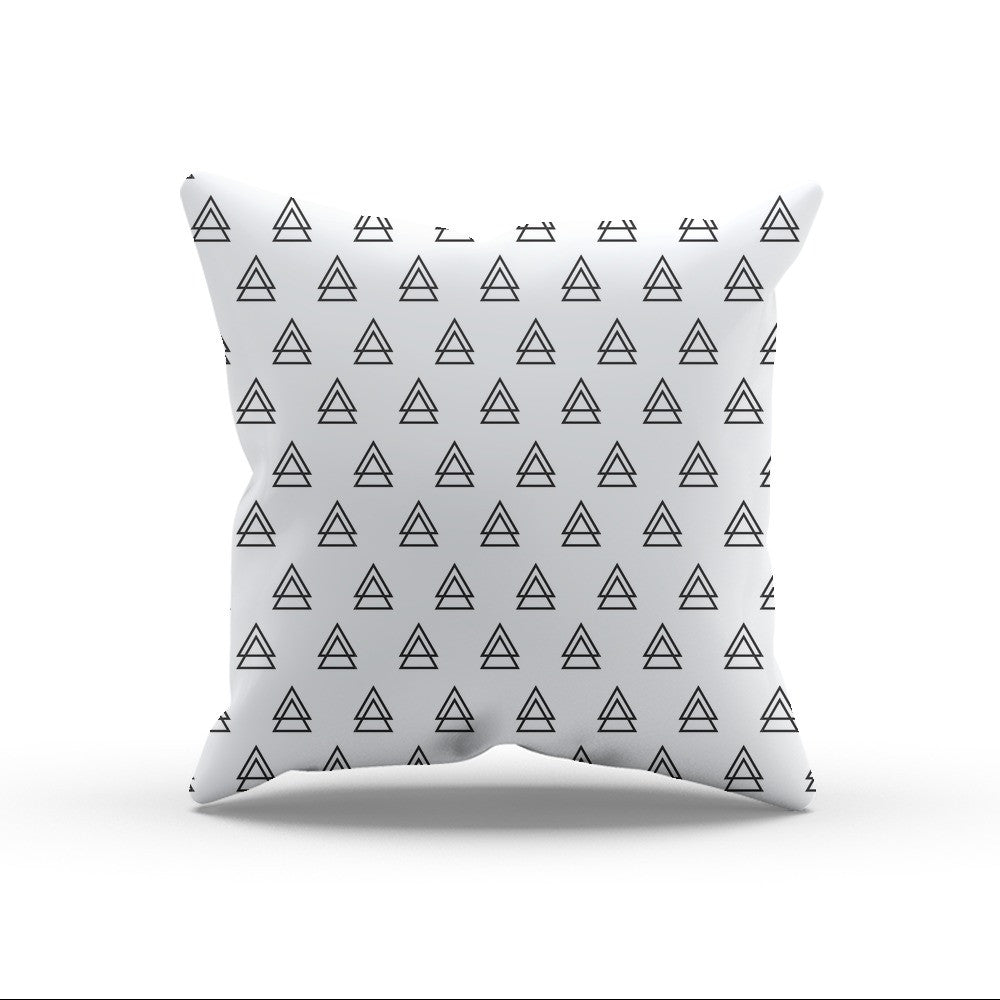Stacked Triangles  by Belle 34  - Belle 34, Visualtroop