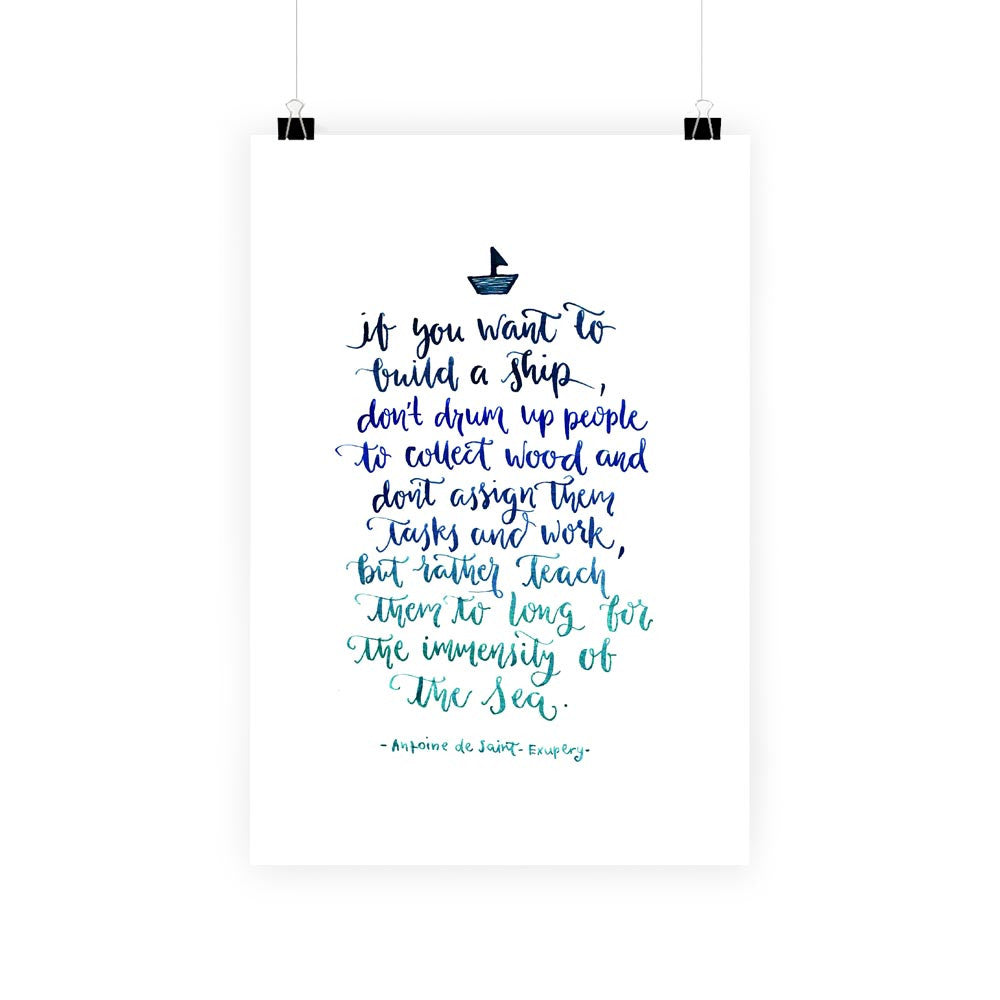 Ship Quote by Kristen Kiong